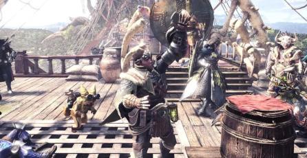 <em>Monster Hunter World</em> supera los 8.3 millones de copias vendidas