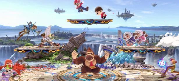 Podrás jugar Super Smash Bros. Ultimate en Festigame