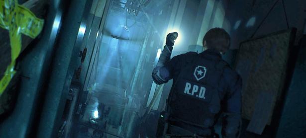 Un recorrido por la estación de policía de Raccoon  en Resident Evil 2