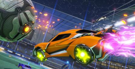 Un nuevo auto se suma a <em>Rocket League</em>