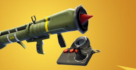 Los misiles teledirigidos regresan a <em>Fortnite: Battle Royale</em>