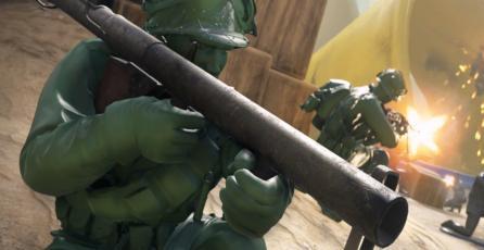 Sé un soldado de juguete en el evento de verano de <em>Call of Duty: WWII</em>