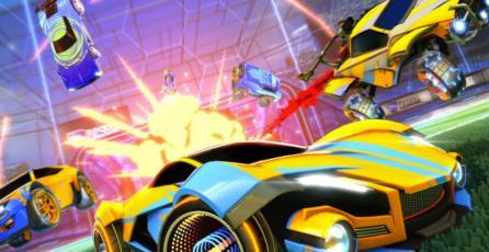 Preparan una nueva versión física de <em>Rocket League</em>