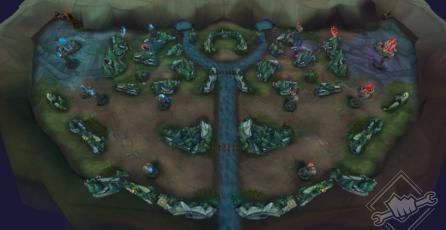 League of Legends toma elementos del Battle Royale en su último modo de juego