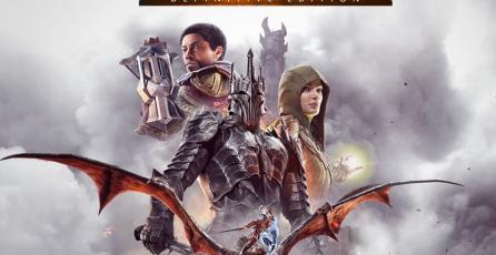 Warner Bros. revela <em>Middle-earth: Shadow of War Definitive Edition</em>