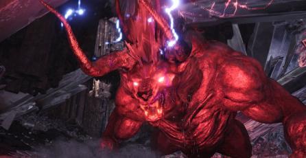 El poderoso Behemoth llega hoy a <em>Monster Hunter World</em>