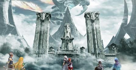 Da un vistazo a los protagonistas de la expansión de <em>Xenoblade Chronicles 2</em>