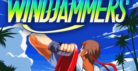 <em>Windjammers</em> está en camino hacia Nintendo Switch