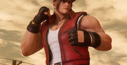 Terry Bogard se unirá a la pelea en <em>Fighting EX Layer</em>