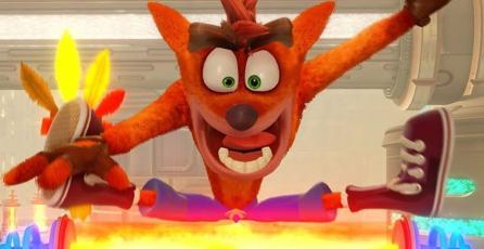 <em>Crash Bandicoot N. Sane Trilogy</em> es aún lo más vendido en Reino Unido