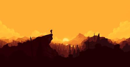Olly Moss, director de arte de <em>Firewatch</em>, ahora trabaja para Valve