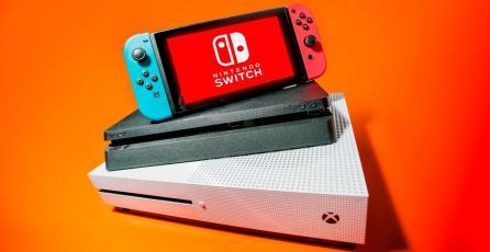 El 70% de los jugadores en EEUU que tiene Switch, tenía una Xbox One o PlayStation 4