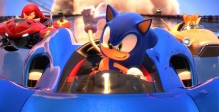 Aparece nuevo Trailer dedicado al sistema de juego en equipo de <em>Team Sonic Racing</em>