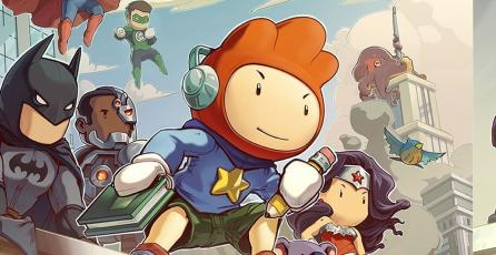 Confirman debut de <em>Scribblenauts Mega Pack</em>