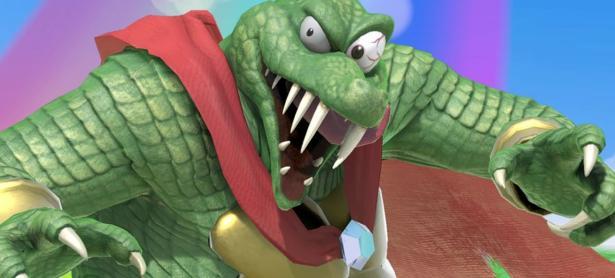 ¡King K. Rool de <em>Donkey Kong</em> estará en <em>Super Smash Bros. Ultimate</em>!