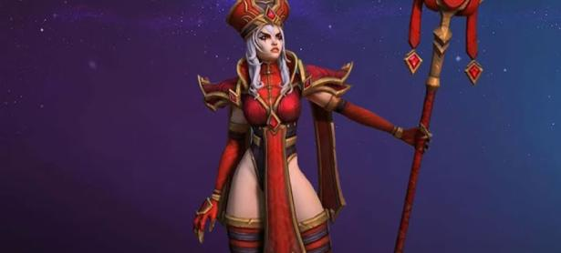 Sally Melenablanca se une a <em>Heroes of the Storm</em>