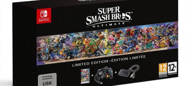 Europa recibirá esta edición limitada de <em>Super Smash Bros. Ultimate</em>