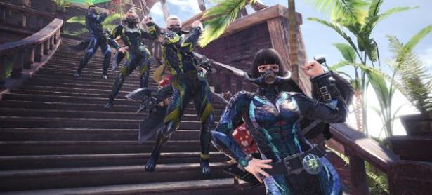 Monster Hunter World en PC ha sido el mejor lanzamiento del año en Steam