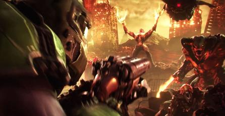 Bethesda lanzará <em>DOOM Eternal</em> en Nintendo Switch