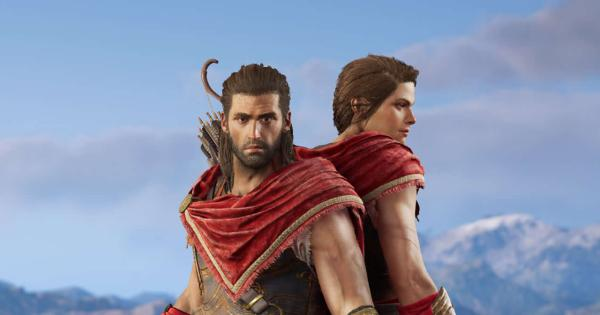 This Is The Reversible Cover Of Assassin S Creed Odyssey