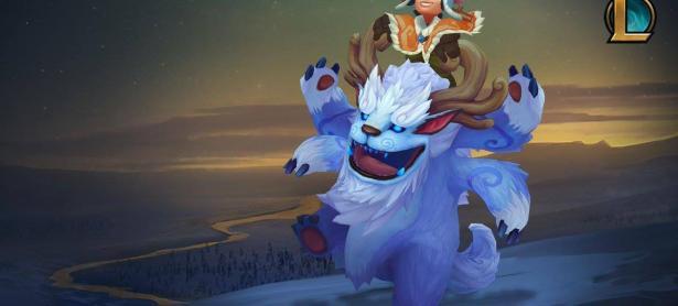 ¡Se filtró el rework de Nunu en League of Legends Brasil!