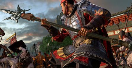 Comparten intenso avance de <em>Total War: Three Kingdoms</em>