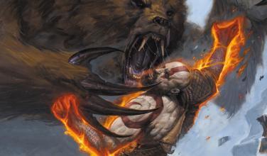 Dark Horse prepara un nuevo cómic de <em>God of War</em>