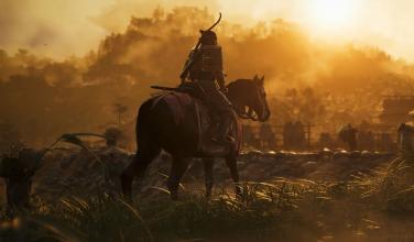 Sony presume el mundo de <em>Ghost of Tsushima</em> en nuevo trailer