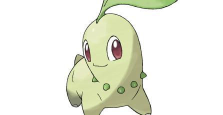 Chikorita será la estrella del próximo Día de la Comunidad de <em>Pokémon GO</em>