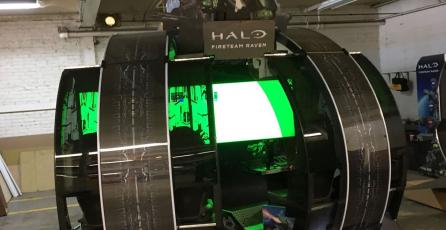 Arcade de <em>Halo</em> ya debutó en Estados Unidos y Canadá