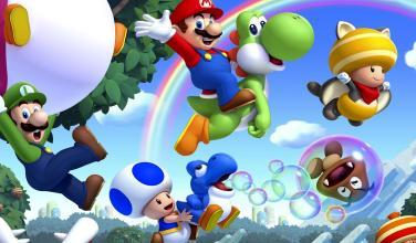 New Super Mario Bros. U llegaría a Nintendo Switch con un port