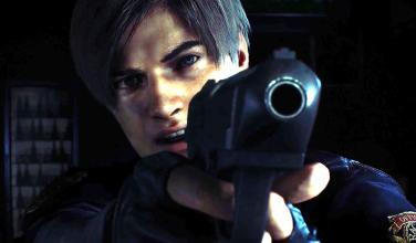 Leon tendrá una figura de colección en Resident Evil 2 Remake