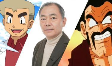 La voz original detrás de Mr Satán y el Profesor Oak fallece a los 68 años