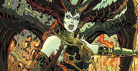 El primer cómic de <em>Diablo</em> se estrenará en noviembre