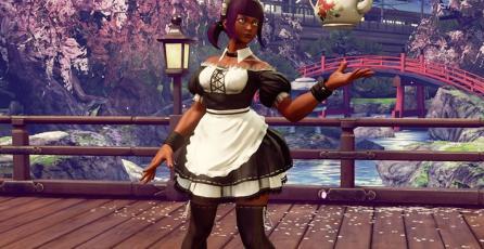 Te sentirás en un maid café con los nuevos trajes de <em>Street Fighter V</em>