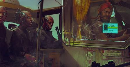 Stream de <em>Cyberpunk 2077</em> fue un éxito en Twitch