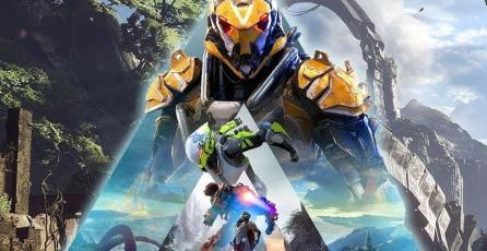 EA anuncia la fecha de lanzamiento del demo de <em>Anthem</em>