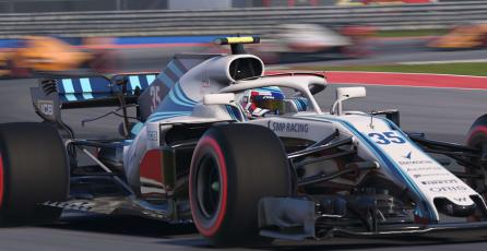 <em>F1 2018</em> se mantiene a la cabeza en ventas de Reino Unido