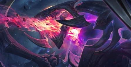 El  aspecto benéfico de Cho'Gath en League of Legends alcanzó los 6.1 MMDD