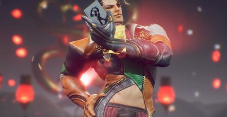 Vulcano Rosso y Pullum Purna llegan a <em>Fighting EX Layer</em>