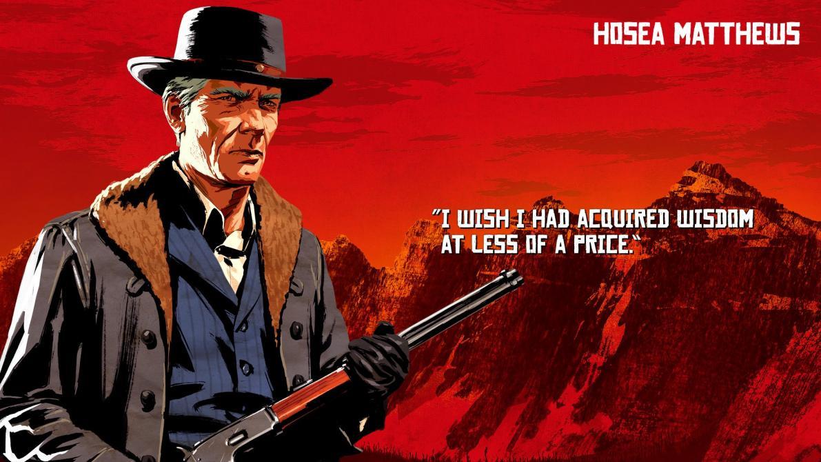 """Conoce a los personajes de Red Dead Redemption 2 con esta galería"""""""