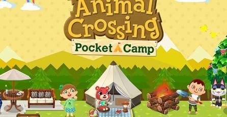 <em>Animal Crossing: Pocket Camp</em> ya generó ingresos por $50 MDD