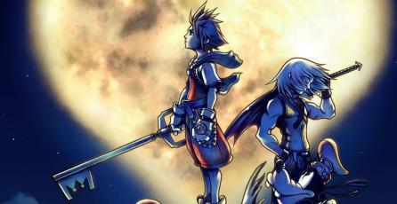 Square Enix prepara experiencia VR de <em>Kingdom Hearts</em>