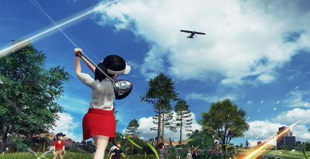 Anuncian <em>Everybody's Golf VR</em>