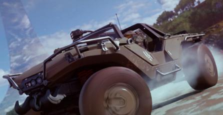 Muestran el contenido de <em>Halo</em> para <em>Forza Horizon 4</em>