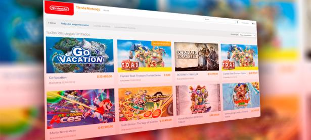 Nintendo estrenó tienda oficial en Chile con precios ajustados al dolar