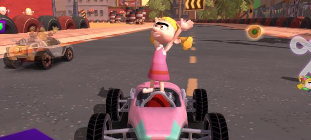 Muestran <em>Nickelodeon Kart Racers </em>en un nuevo avance
