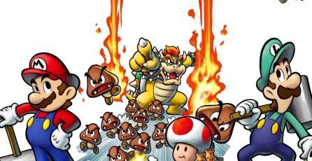 <em>Mario &amp; Luigi: Bowser's Inside Story</em> para 3DS ya tiene fecha de estreno