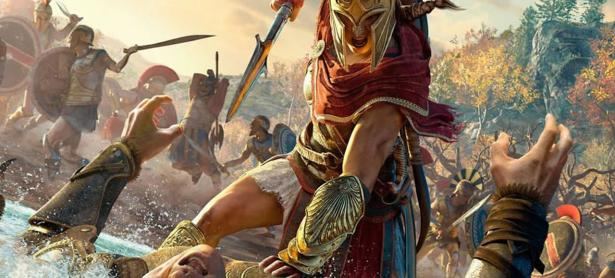 <em>Assassin's Creed: Odyssey</em> estará disponible para Switch en Japón
