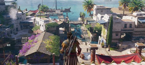 <em>Assassin's Creed: Odyssey</em> está listo para debutar